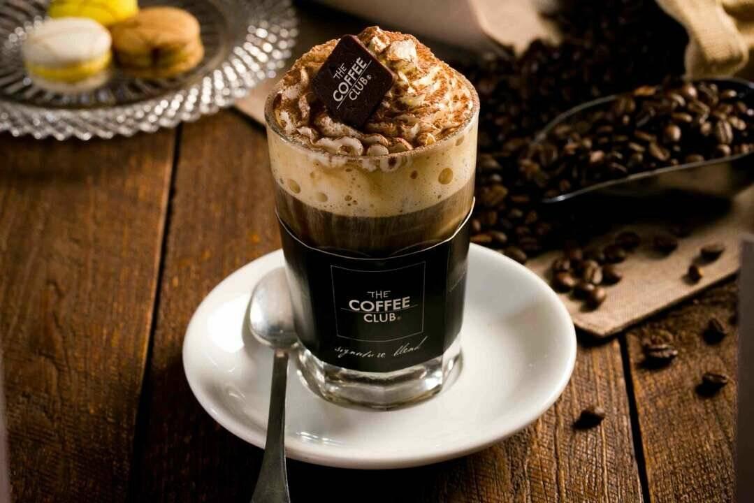 Рецепт кофе с ромом