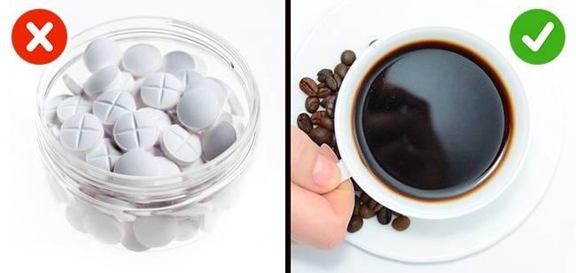 Можно ли пить кофе, если болит голова?