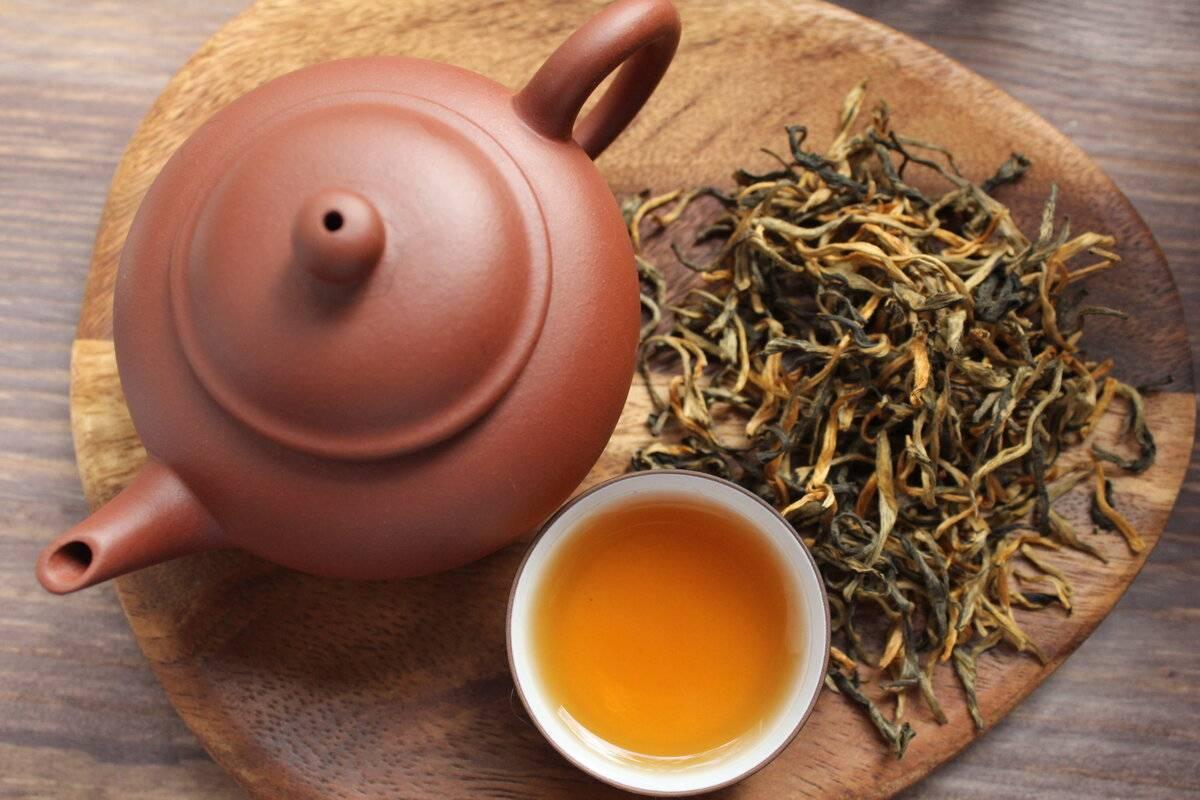 Индийский черный чай дарджилинг