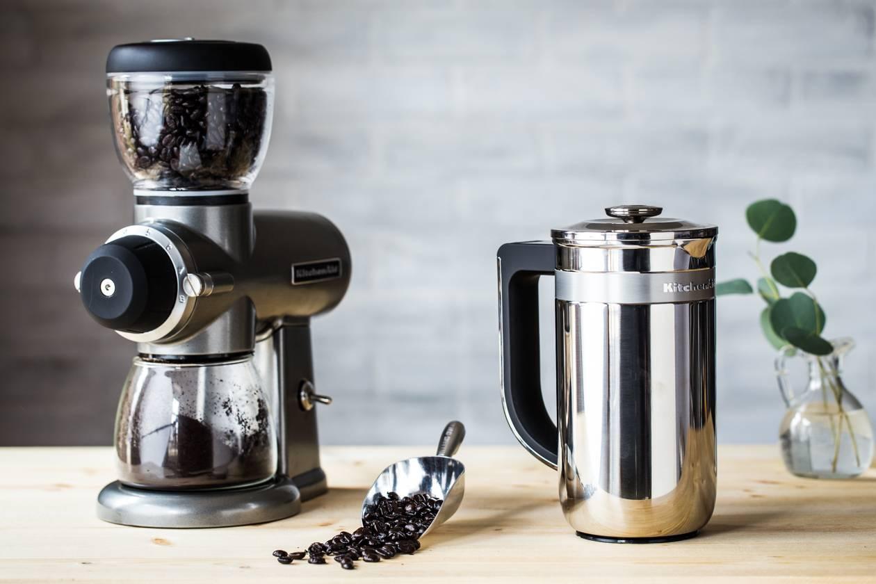 Ротационный нож для кофемолки: что это и в чем разница с жерновой кофемолкой