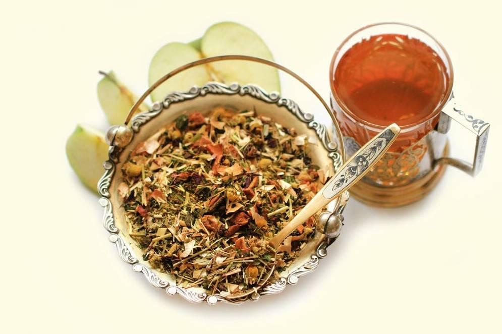 Чем полезен витаминный чай из трав