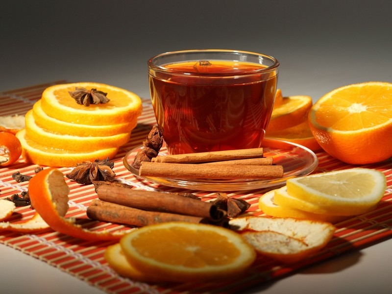 Чай с перцем — богатство вкуса