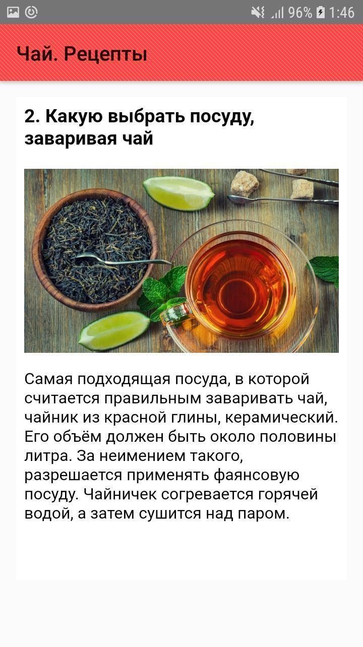 Мочегонный чай: как пить, виды, как действует