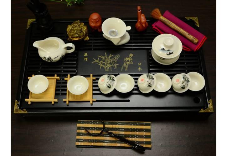 Виды и особенности японской чайной церемонии