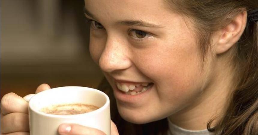 Можно ли детям пить кофе и с какого возраста