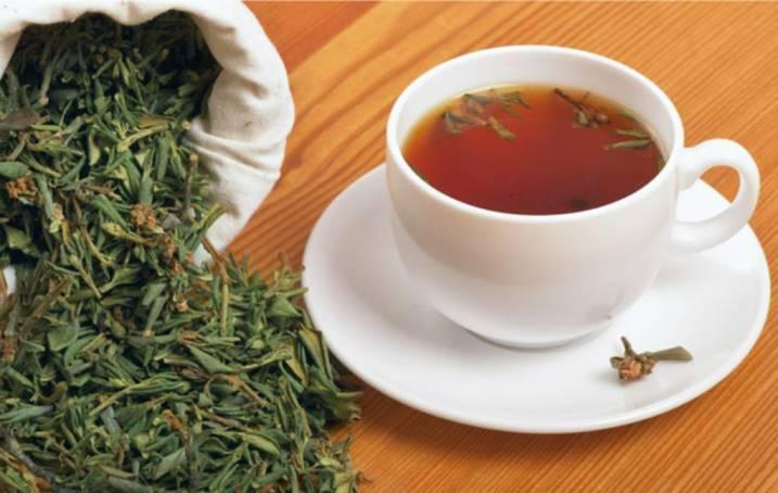 Чай саган дайля | полезные свойства и как заваривать