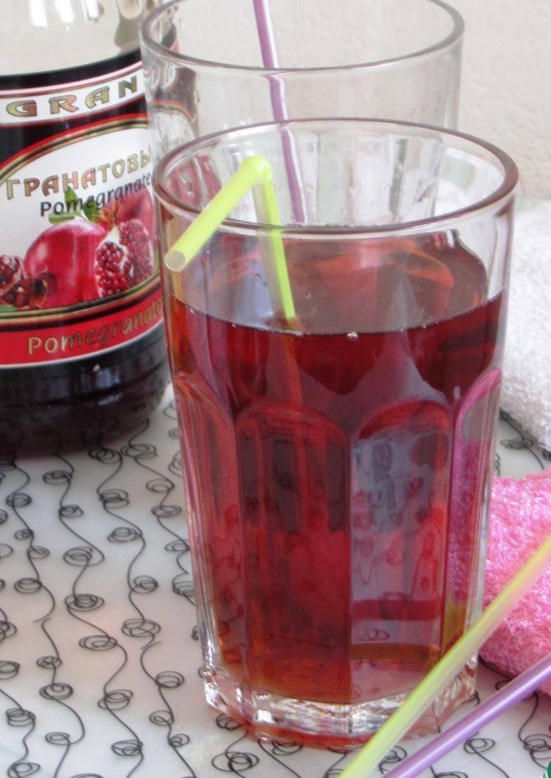 Гранатовый чай из турции польза и вред — врач советует