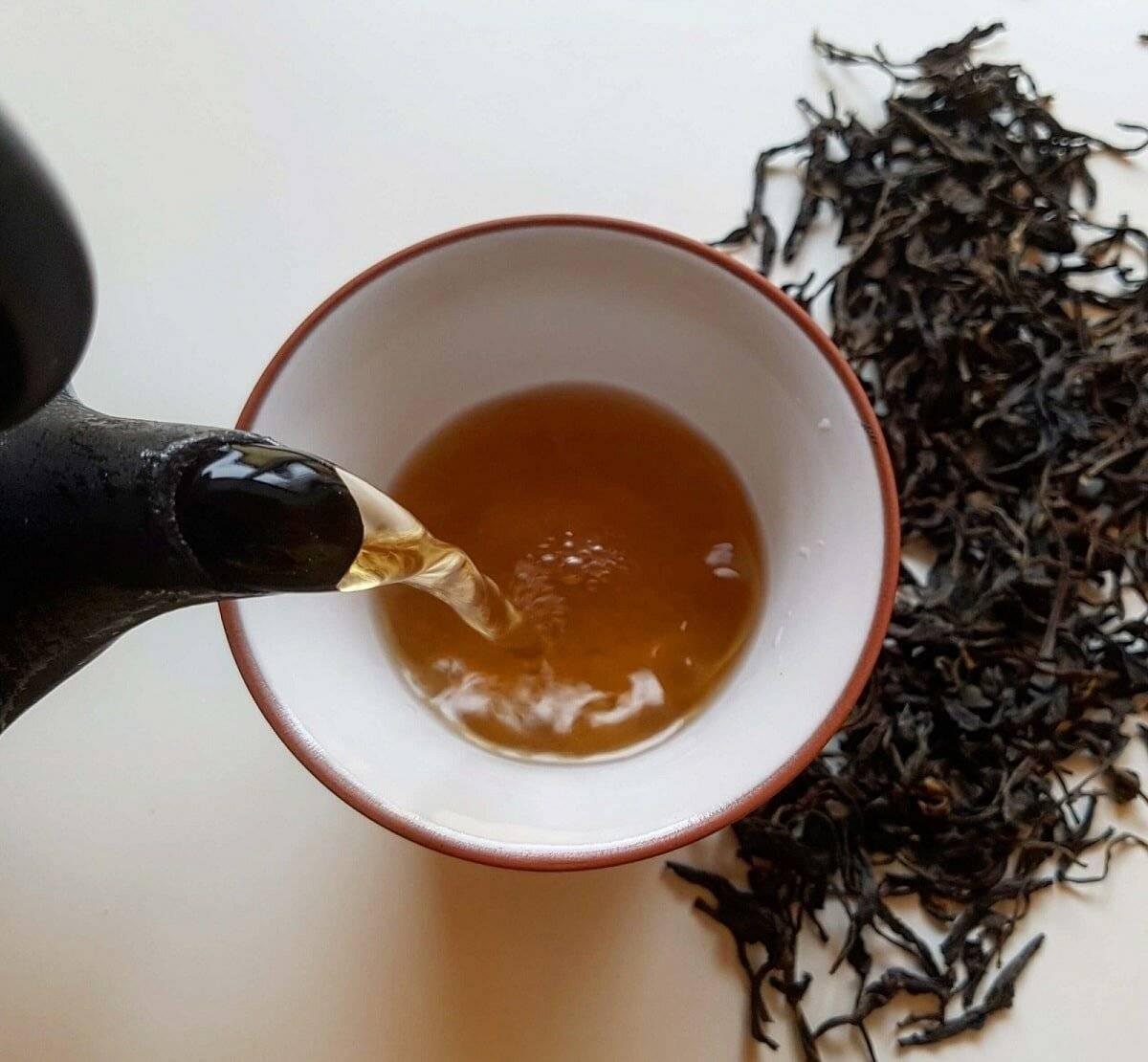 Черный кенийский чай: вкус и ароматические характеристики