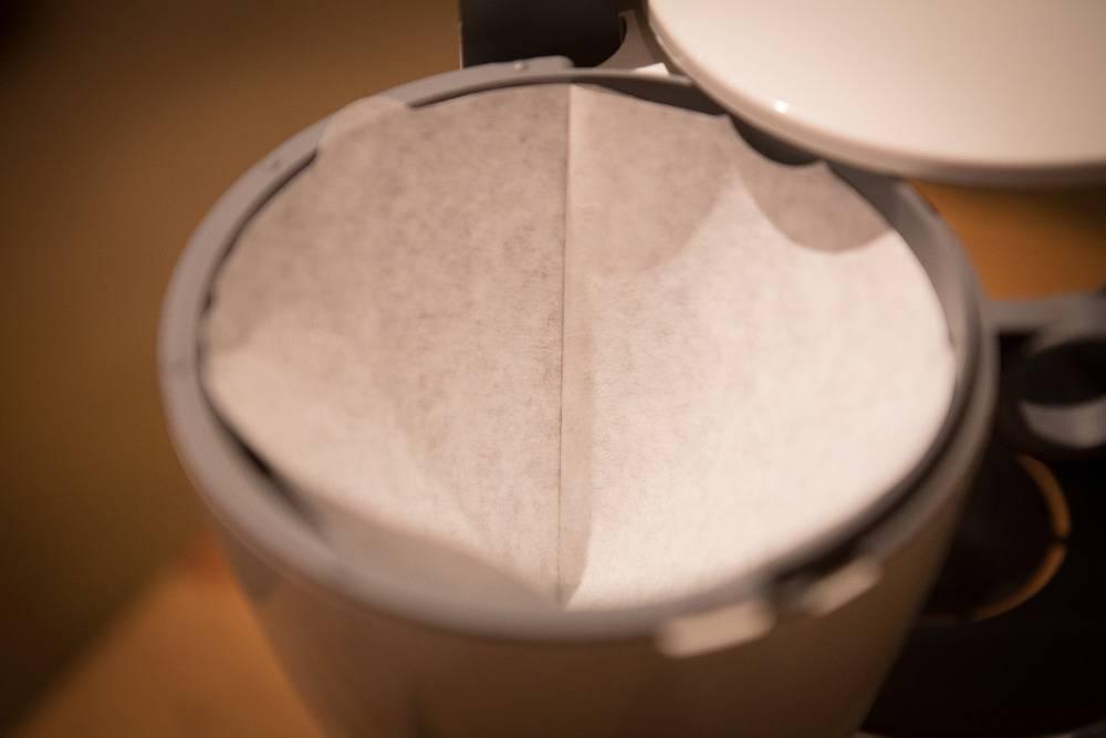 Необычное использование многоразовых фильтров для кофеварок не для кофе