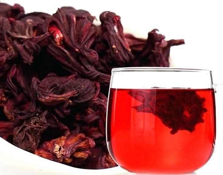 Каркаде: полезные свойства и противопоказания, как и когда пить чай