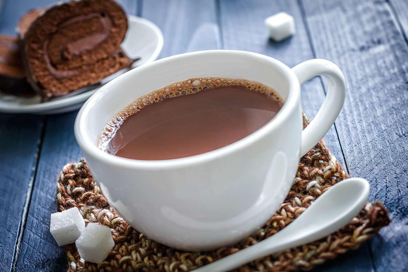 Как сварить какао из порошка «золотой ярлык» на молоке правильно и вкусно в домашних условиях – рецепт с фото пошагово