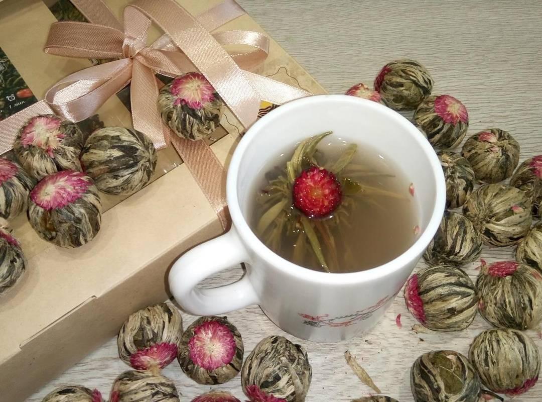 Связанный чай: заваривание, польза и вред, отзывы
