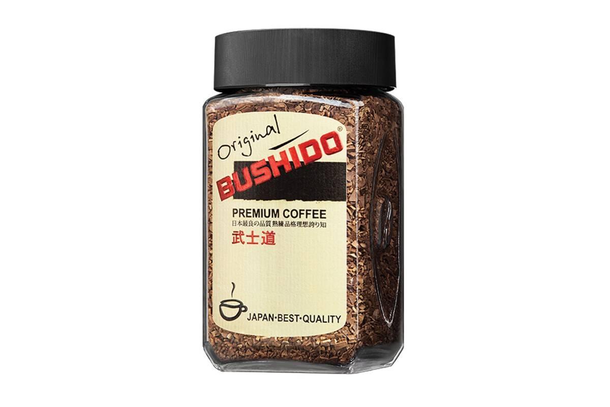 Кофе bushido: разновидности, особенности и интересные факты