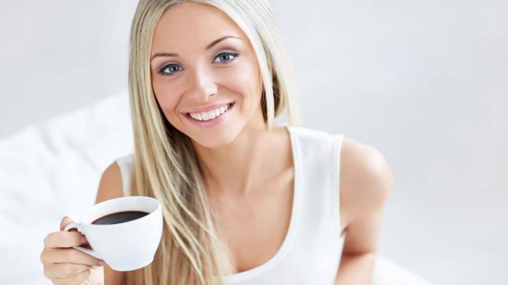 Можно ли пить кофе на диете - как влияет зеленый, черный и с молоком на похудение