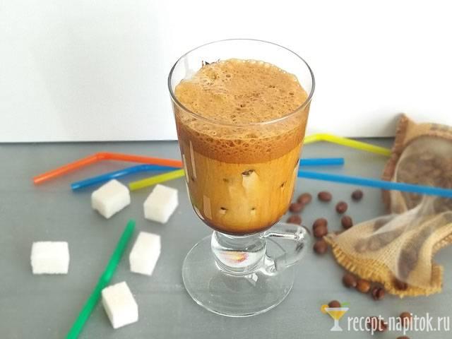 Кофе фраппе: понятие и лучшие рецепты приготовления напитка