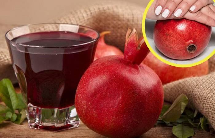 Как выжать сок из граната? как выдавить в домашних условиях и как приготовить без соковыжималки вручную