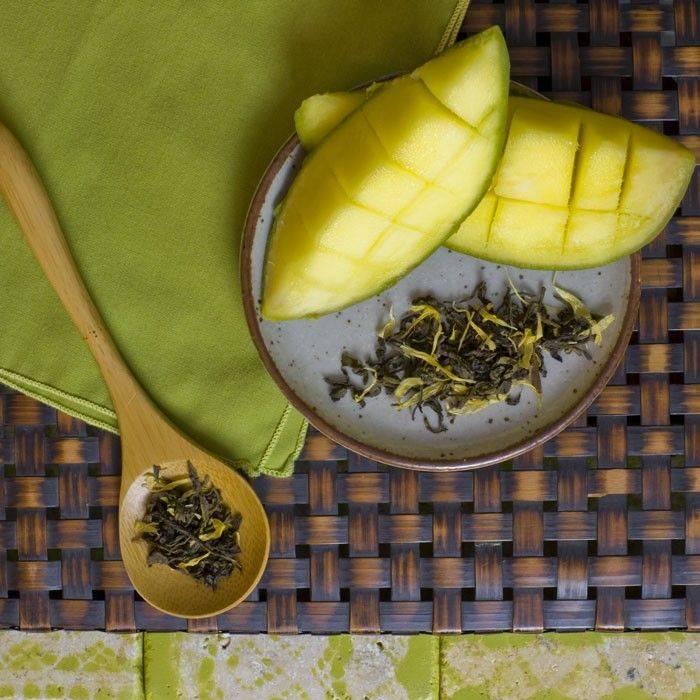 Манговый чай — пошаговый рецепт с фото