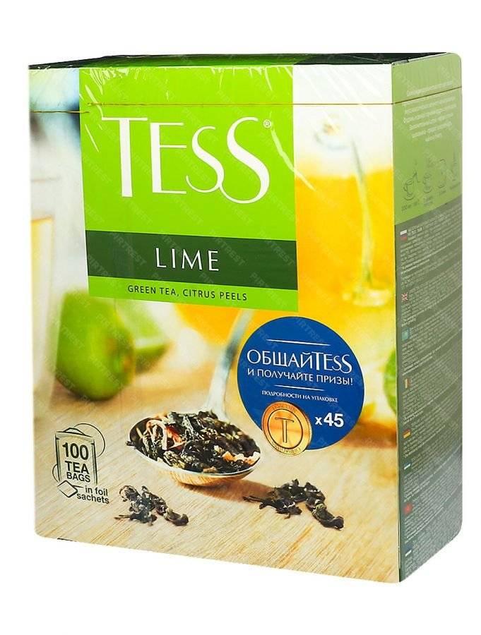 Чай тесс, ассортимент зеленого чая tess в пирамидках, его виды