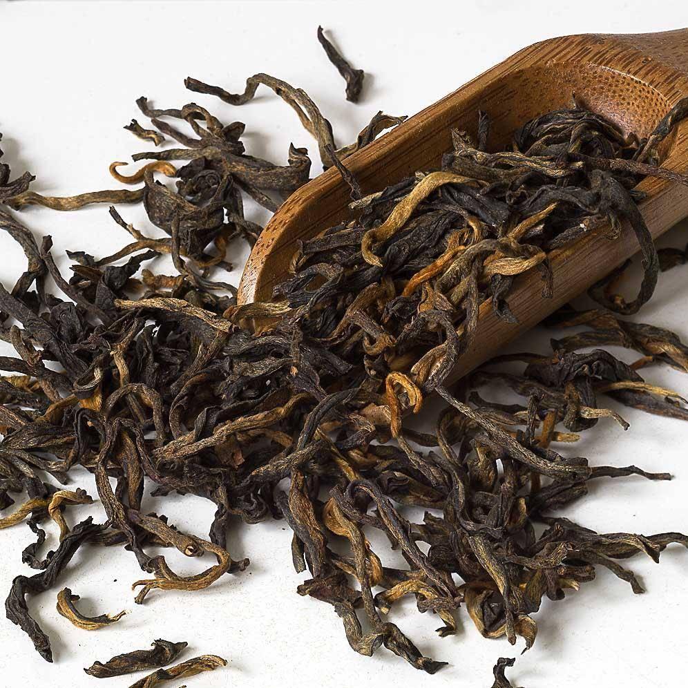 Описание чая юньнанский красный чай