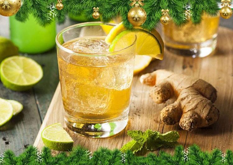 Имбирный лимонад: лайфхаки, классический рецепт, дзидзибира