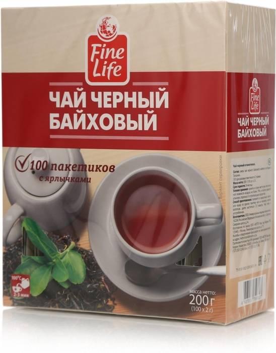 Чай байховый, его история и виды