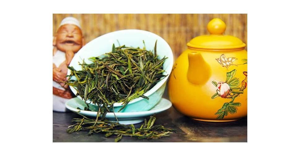 Китайский желтый чай и его представитель цзюньшань иньчжэнь