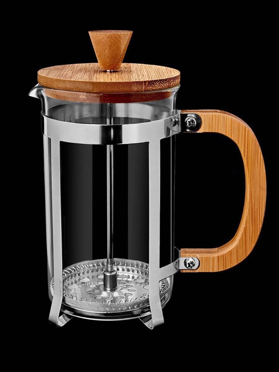 Как делать кофе в френч-прессе