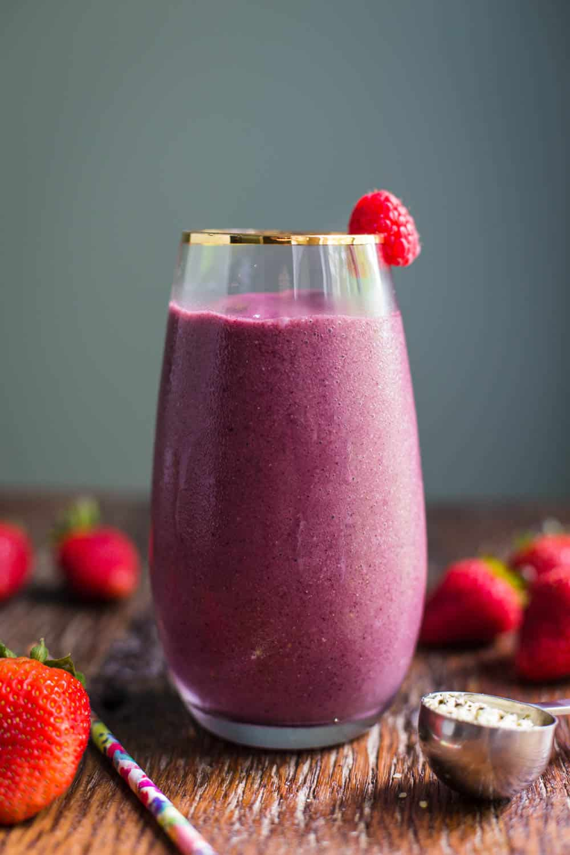 Рецепты смузи для блендера из фруктов