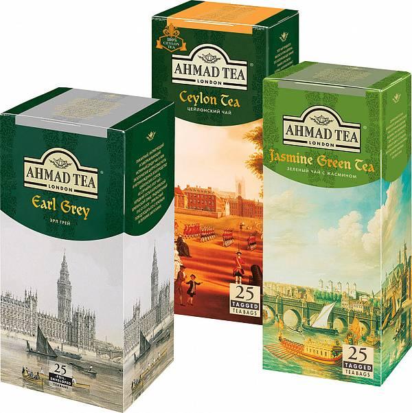 Чай ахмад: история торговой марки ahmad tea, ассортимент продукции