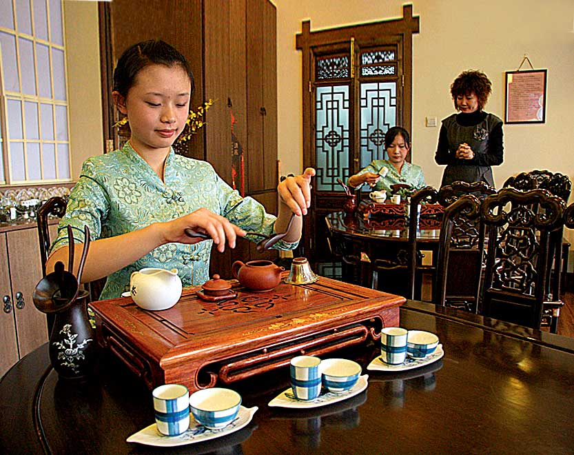 Чайная церемония или гун фу ча | про китай