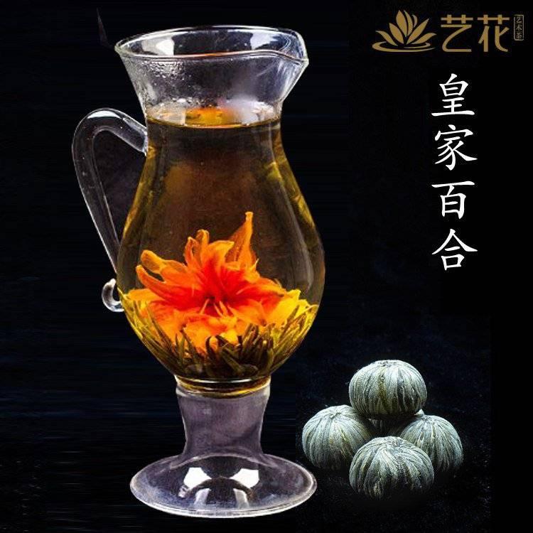 Связанный чай: виды и полезные свойства