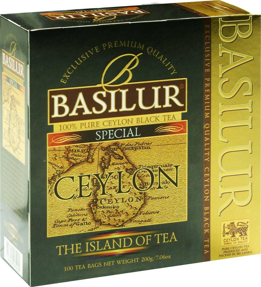 Цейлонский чай - история и современность