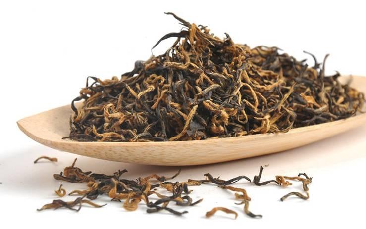 Золотые брови (цзинь цзюнь мэй) — китайский чай