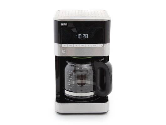 Кофеварка вraun: как пользоваться моделью kf со стеклянной колбой