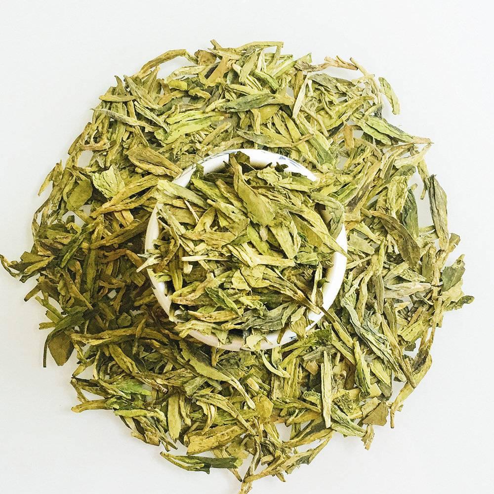 Китайский чай лунцзин «колодец дракона»
