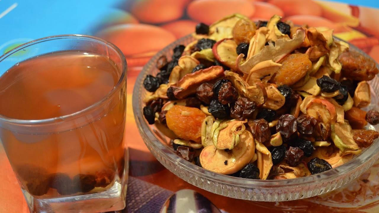 Компот из чернослива – 7 лучших рецептов
