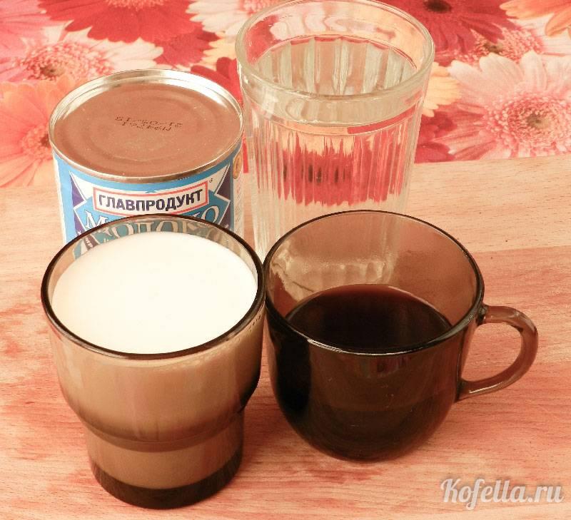 Лучшие коктейли с кофе и водкой
