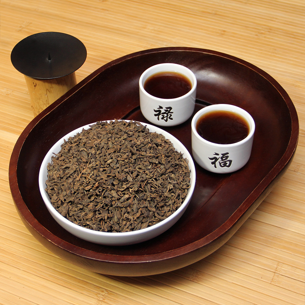 Пуэр в мандарине: что это за чай и как его заваривать