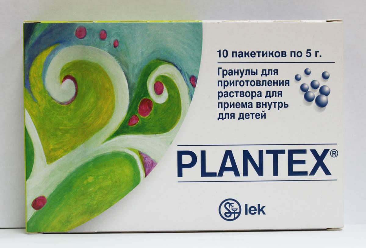 Чай «Плантекс» для новорожденных