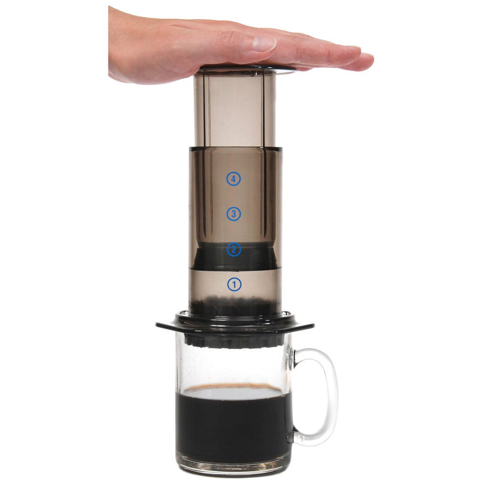 Аэропресс для кофе и его устройство