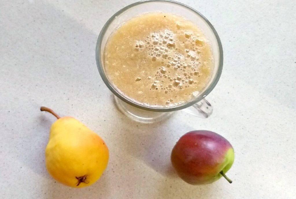 Яблочный смузи: рецепт в блендере, с молоком и другими ингредиентами, фото и видео