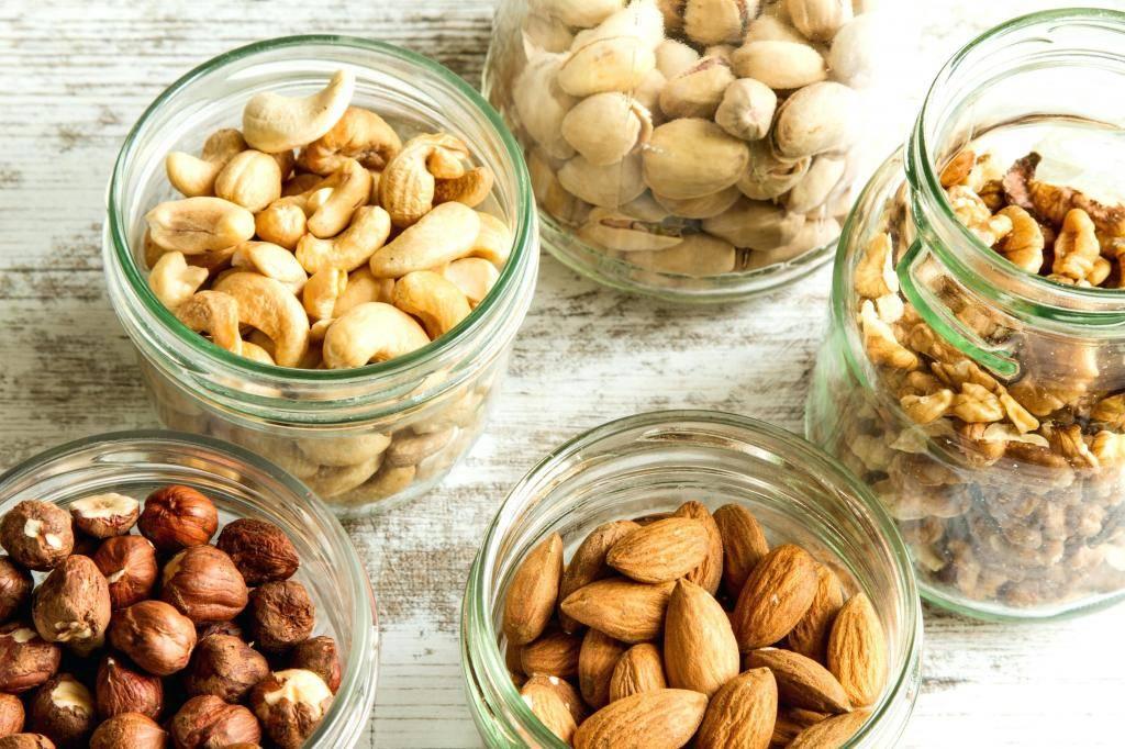 Как помыть очищенные грецкие орехи