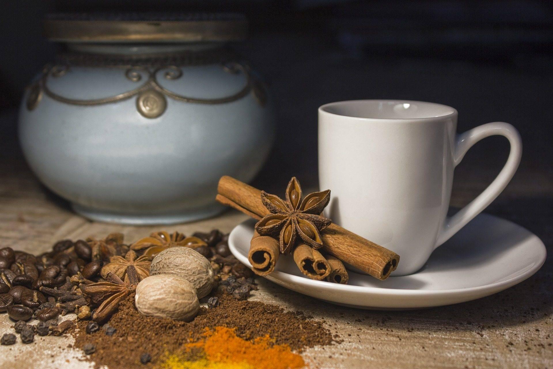 «vanilla and coffee» – изумительное сочетание