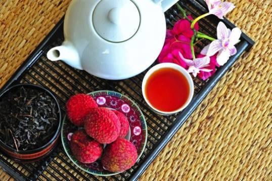 Чай из личи — польза и вред экзотического фрукта