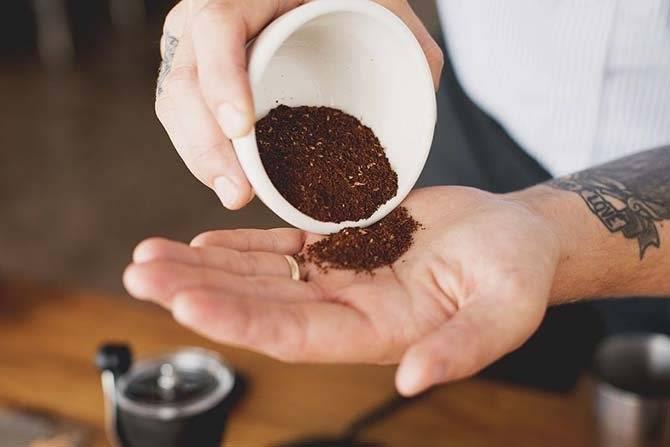 Как молоть кофе – степени помола для турки, эспрессо и т.д.