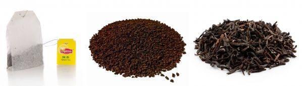Гранулированный чай: чем полезен и чем вреден   польза и вред