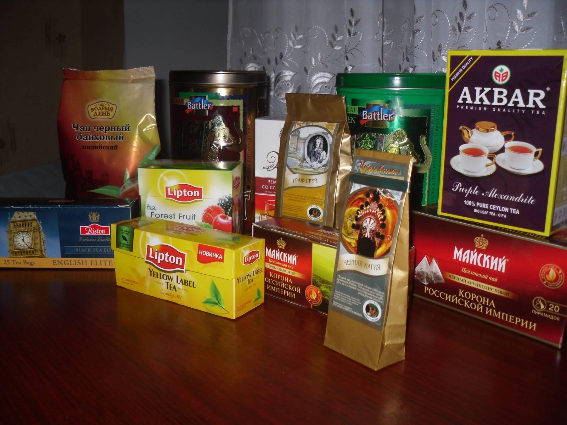 Топ-10 самых вкусных сортов чая