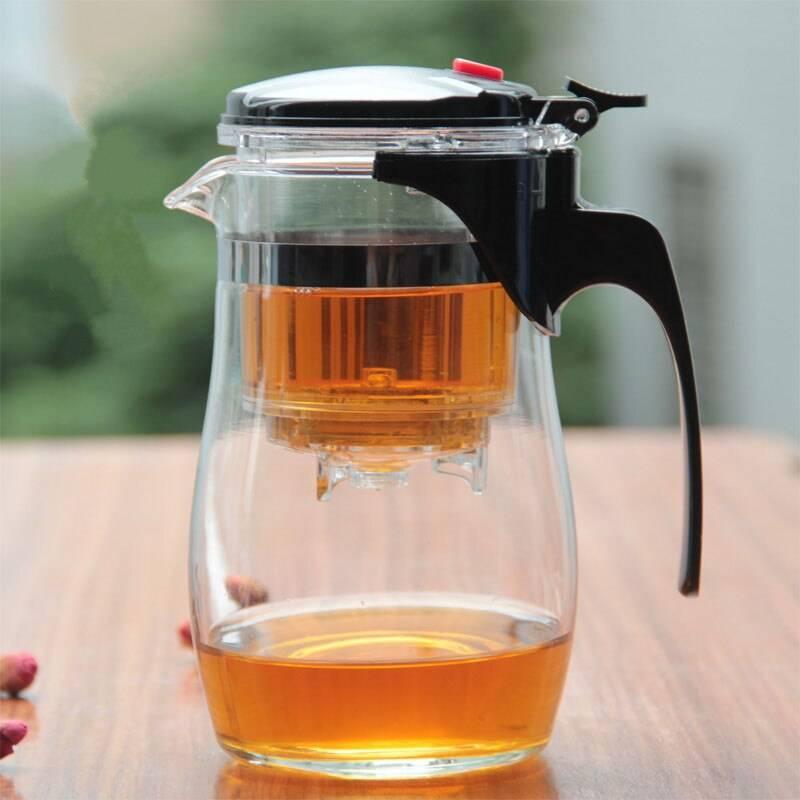 Главный атрибут чаепития: чайник для заваривания