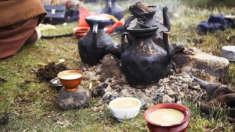 Калмыцкий чай — польза и вред | польза и вред