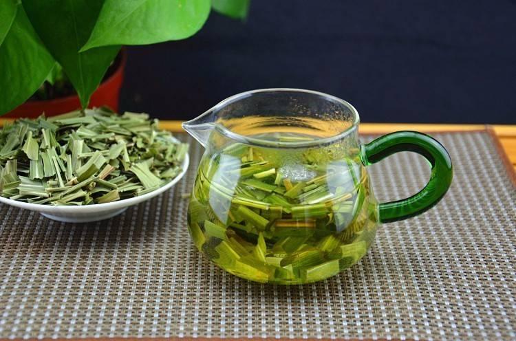 Как заваривать чай с лемонграссом